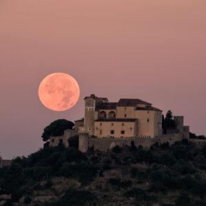 Lluna Artà marca d'aigua